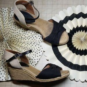 Lucky Brand Platform Sandals size 10